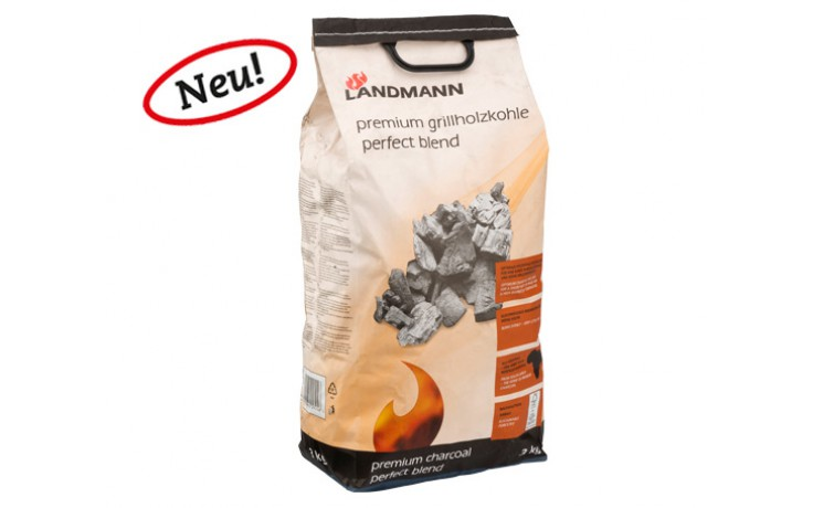Landmann Premium Grillholzkohle 3kg