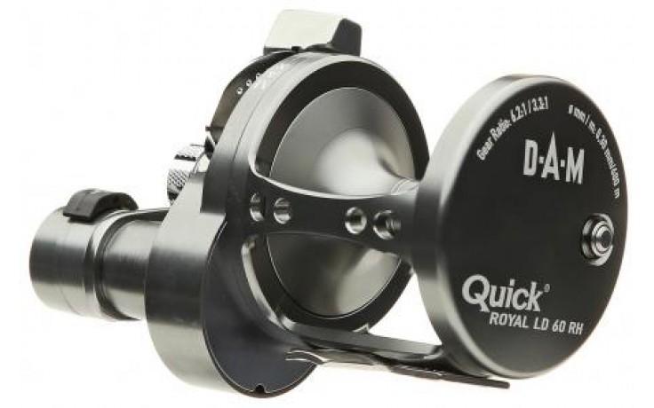DAM Quick Royal LD 60 LH Multirolle Linkshandmodell
