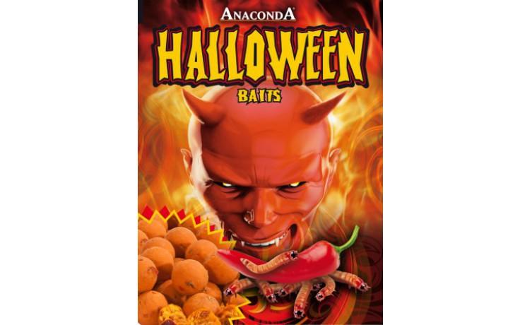 Anaconda Halloween Boilies