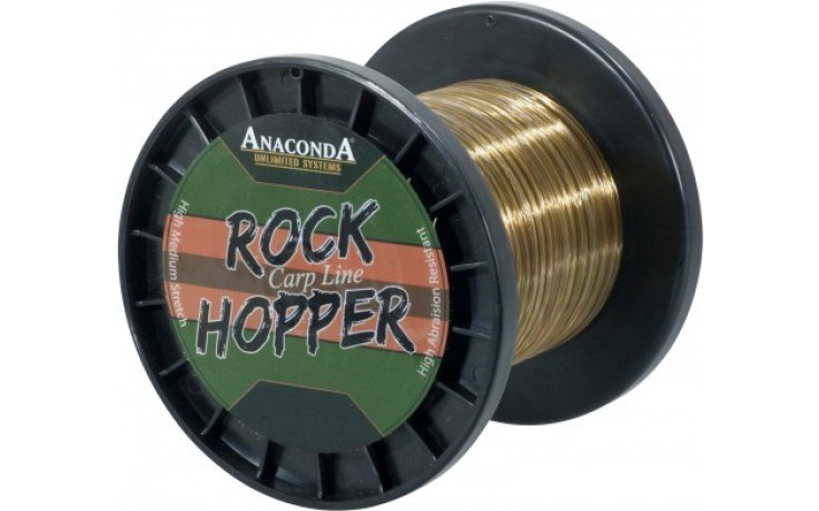 Anaconda Rockhopper Line Camouflage Meterware 0,30 mm