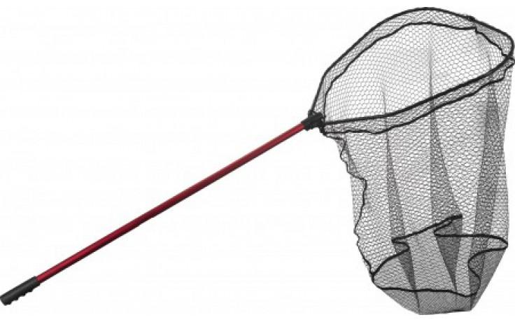 Iron Claw Folded Mag Scoop Kescher 1,9 Meter