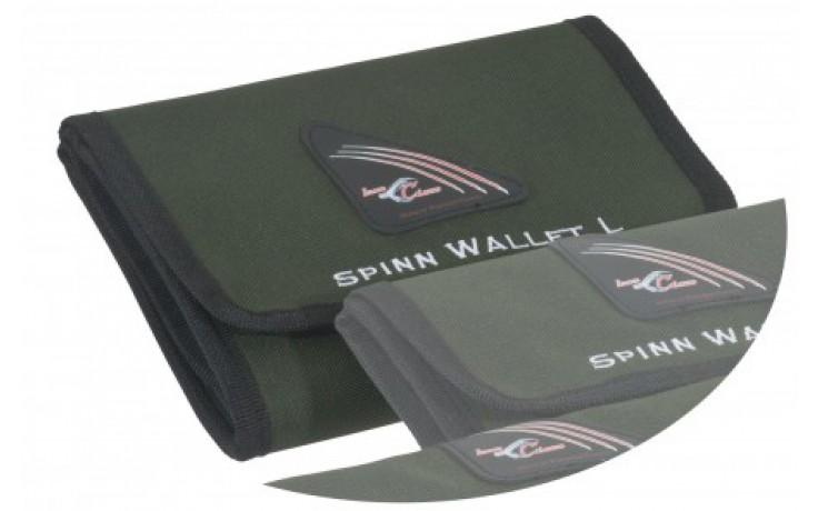 Iron Claw Spinn Wallet L - Rolltasche für Spinner