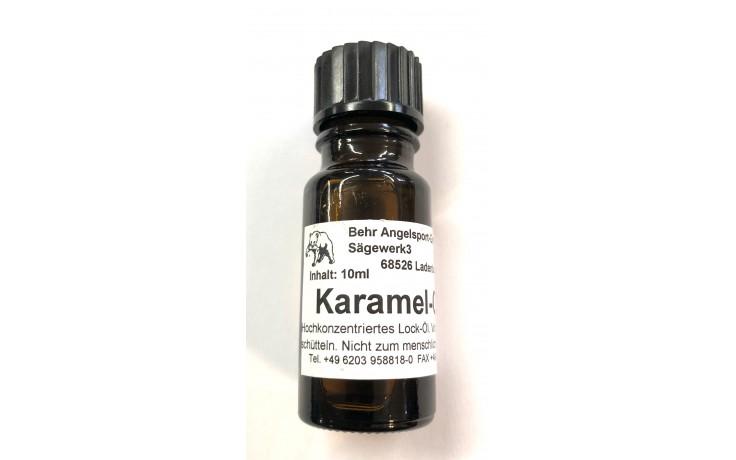 Spezial-Locköl Karamel Lockstoff für Fische | Karamellockstoff