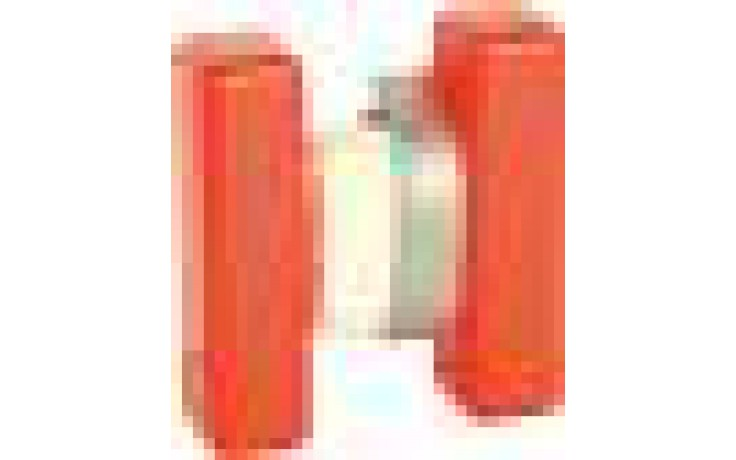 Marker Boje für s Karpfenangeln Farbe Orange mit 25 Meter Schnur zum Karpfenangeln und Futterplatz markieren