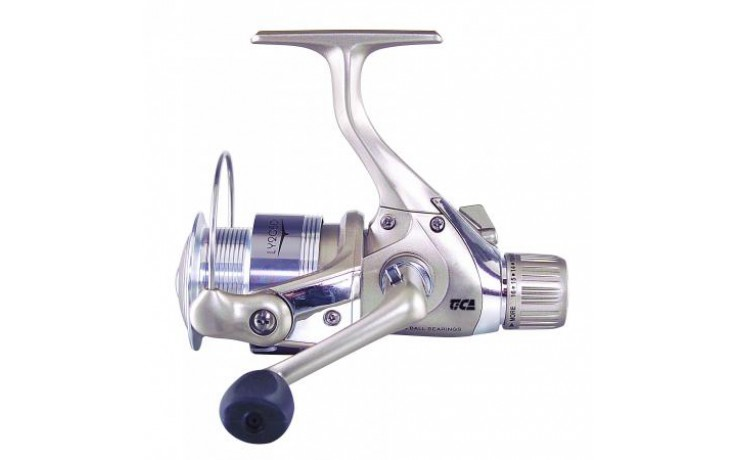 TiCA Cambria LY 2550 Spinnrolle mit Heckbremse