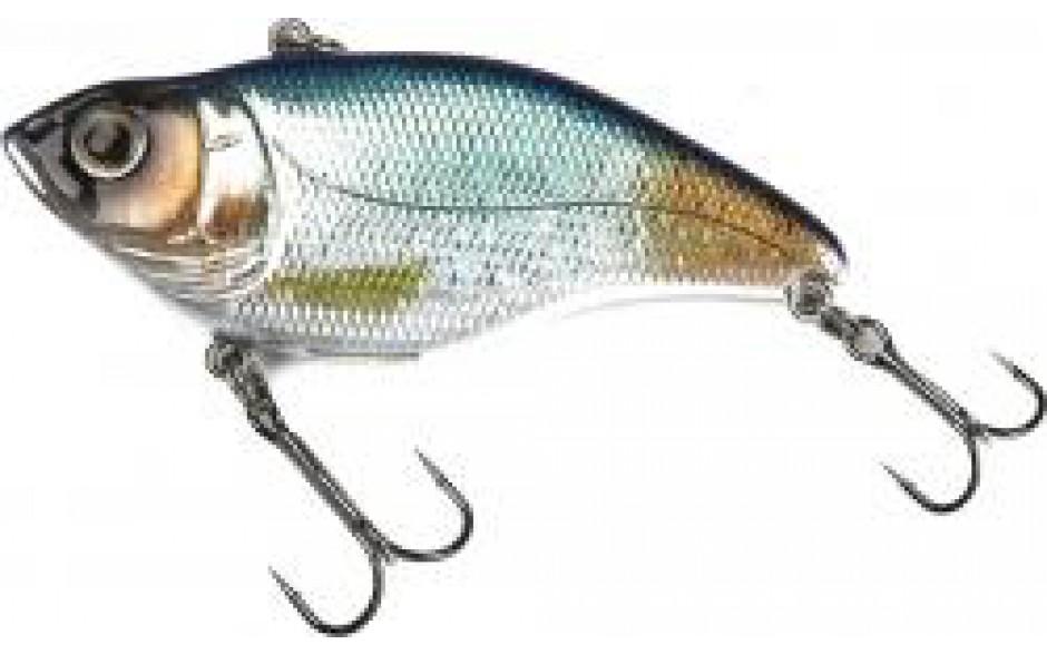 Spro Aruku Shad 75 Wobbler, Blue Shiner