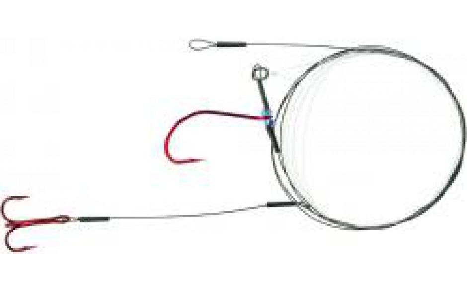 Balzer Drop Shot System Pike Killer Dropshotsystem für Hecht und Zander 6 kg