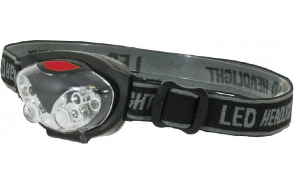 Specitec X-Light HQ-6 LED Kopflampe Angellampe