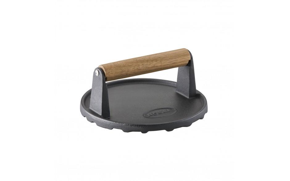 Rösle BBQ Gewicht 1,5 cm 1 kg zum Grillen von Steaks und Fleisch