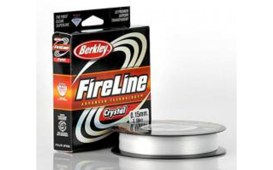Fireline Chrystal Sonderpreis 0,038 mm / 3,53 kg / 270 Meter