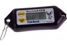 Anaconda GTM Fish Hawk digitaler Tiefen- und Temperaturmesser