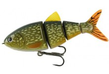 Spro BBZ-1 4 Swimbait Shad SS Wobbler Pike