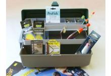 Komplett - Sets High Quality - Forelle / Barsch Set