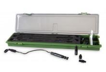 Anaconda Chain Dropper Bl.Transp. 4er Einhänge Bissanzeiger Set für Rod Pods und Rutenauflagen