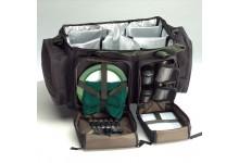 ANACONDA SURVIVAL Bag Kühl- und Picknicktasche mit Kühlfach und 5 Außentaschen