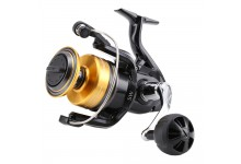Angelrolle Shimano Socorro 10000 SW mit Frontbremse