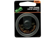 FOX Edges Kwik Change Pop-Up Weights 0,8 Gramm