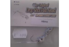 Drop Shot Fish Head Fischkopf