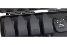 Anaconda Nighthawk MGX-7 Set 2+1 Multicolor Funkbissanzeiger Set 2 Bissanzeiger 1 Receiver und Koffer