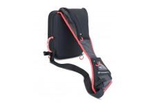 Iron Claw SF Swing L Angelködertasche Angeltasche ideal für s Angelzubehör 30 * 24 * 10 cm mit Angelköderboxen inklusive