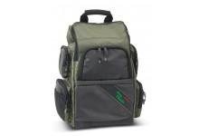 IRON CLAW Prey Provider Backpacker Angelrucksack mit 3 Angelgeräteboxen Anglerrucksack
