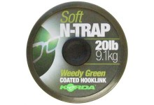 Korda N-Trap Soft Rig Material weed green