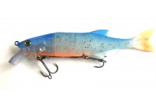 Mard Reap Swimbait 26 cm Angelköder 110 Gramm Ghost Blue Dekor