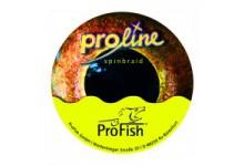 ProFish Proline Spinbraid rot geflochtene Schnur