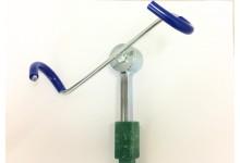 Rutehhalter Behr Angelrutenhalter Metall 80 cm bis 125 cm teleskopierbar