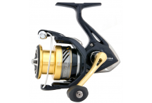Shimano NASCI 2500 FB HG Angelrolle mit Frontbremse