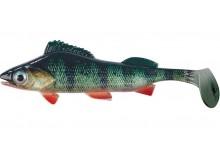 Clone Shad Barsch 9cm Angelköder Gummifisch zum Angeln auf Raubfische